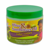 Sofn'free n'Pretty Olive & Sunflower Edge Tamer 120ml