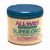 Allways Super Gro Hairdress 160ml Jar