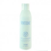 Vivitone Oxy Activator 20 Volume Cream Developer 6.oz/ 180 Ml.