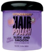 Wonder Gro Polish Sleek and Smooth Hair Glossing Oil 350ml