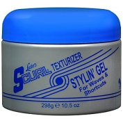 lustre'S S-CURL Texturizing Stylin' Gel for Waves & Shortcuts 310ml/298g