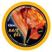 iGlow Orange Hair Gel