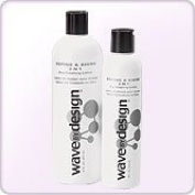 Wave by Design Define & Shine 2 N 1 Dry Finishing Lotion 240ml