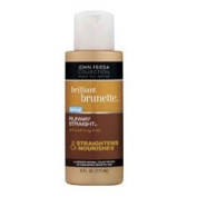 John Freida Brilliant Brunette Runway Straight Smooth Milk 180ml