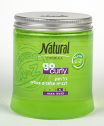 Natural Formula Hair Gel - Go Curly Max Hold 4 - 500ml