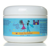 Curly Q's Curly Q Custard Medium Curl Styling Cream, 240ml Jar