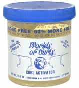 World of Curls Curl Activator for Extra Dry Hair 300ml