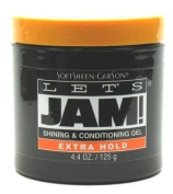 Lets Jam Shine & Conditioner Gel Extra Hold 120 Ml Jar