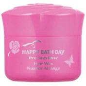 KOSE Happy Bath Day | Hair Styling | Precious Rose Hair Wax (Nuance Arrange) 48g