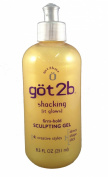 Got2b Shocking Firm Hold Sculpting Gel It Glows 250ml Rare
