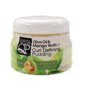 Elasta QP Olive Oil & Mango Butter Curl Defining Pudding 440ml With FREE Gift