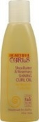 Beautiful Curls Shining Curl Oil for Wavy to Curly Hair -- 120ml