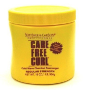 Care Free Curl Chemical Regular Rearranger 470ml Jar