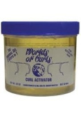 J. Strickland Africa Worlds of Curls Curl Activator Gel 907 g Extra Dry