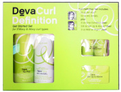 Deva Curl Definition Get Started Set for S'wavy & Wavy Curl Types