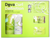 Deva Curl Definition Get Started Set for S'wavy & Wavy Curl Types