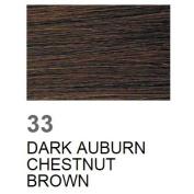 Sensationnel Braid Now 100% Kanekalon Fibre #33 Dark Auburn Brown