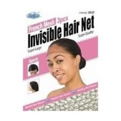Dream, French Mesh 3pcs, INVISIBLE HAIR NET, Superior Quality