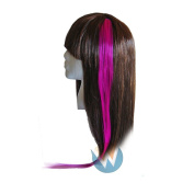 Winstonia 60cm Clip-in Straight Long Hair Extension