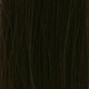 Donna Bella Single Clip In Hair Extension 100% Synthetic, 1B, 46cm