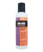 Liquid Gold Brush-on Bonding Adhesive for Cold Fusion Hair Extensions and Braids - Bonding Remover Solvent - 240ml
