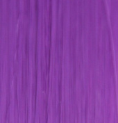 Donna Bella Single Clip In Hair Extension 100% Synthetic, Purple, 46cm