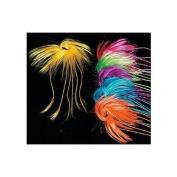 Neon Braid Hair Attachments
