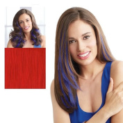 Hairuwear Hh Colour Strips-Red