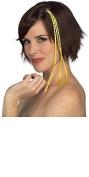 Short Braid Hair Extensions BLUE