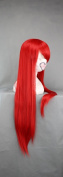 Ruler Fairy Tail-erza·scarlet Red Anime Cosplay Wig Many Roles Available