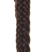 Fishtail Hair Band | Elasticated Hair Braid | Available in 5 Colours | Dark Chocolate