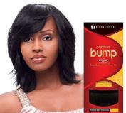 Goddess Remi Human Hair Weave Sensationnel Bump Yaki 20cm Colour 1B Off Black