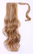 60cm Wrap Around Pony Extension By Jessica Simpson - R830 Ginger Brown