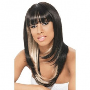 HARLEM 125 Shanghai Collection Synthetic Wig - SC131 Colour - #1 - Jet Black