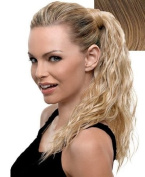 Hairdo 46cm Wrap Around Pony Beach Curl Pony Hair Extension R1416T Buttered Toast/Dark Blonde