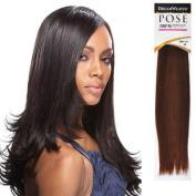 Human Hair Weave ModelModel Pose ZY010 Yaky [36cm ] -#1