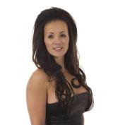Bodywave Volume Half Wig Hairpiece | Add Length and Volume | Shade - Loren Dark Brunette