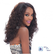 Indian Remy Remi Loose Deep Hair Extension Weave, 46cm Colour #1 Jet Black 100% Human Hair By Sensual