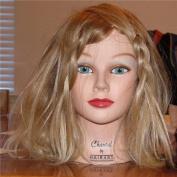 Mannequin Chantal 100% Virgin European Hair