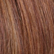 Donna Bella Full Head 100% Human Hair Clip In Hair Extensions, 41cm , Colour No. 30/33, 120ml