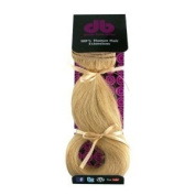 Donna Bella Full Head 100% Human Hair Clip In Hair Extensions, 50cm , Colour No. 24, 120ml