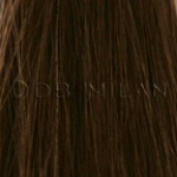 Full Head Human Clip-In #6 (Dark Chestnut Brown) 50cm