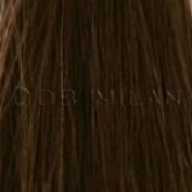 Full Head Human Clip-In #6 (Dark Chestnut Brown) 50cm