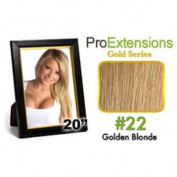 ProExtensions #22 Medium Golden Blonde Pro Cute - Gold Series