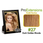 ProExtensions #27 Dark Golden Blonde - Gold Series
