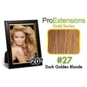 ProExtensions #27 Dark Golden Blonde - Gold Series