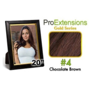 ProExtensions #4 Chocolate Brown Pro Cute - Gold Series