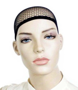 Willowbee Open end Black Mesh Wig Net Cap Liner