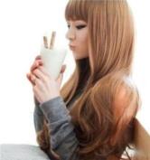 Fancy Long Healthy Hair Wig (Model