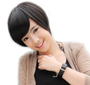 Cute BOB Style Straight Wig (Model:jf010283)
